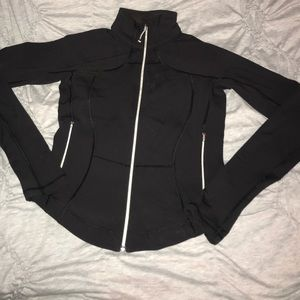 lululemon zip-up jacket